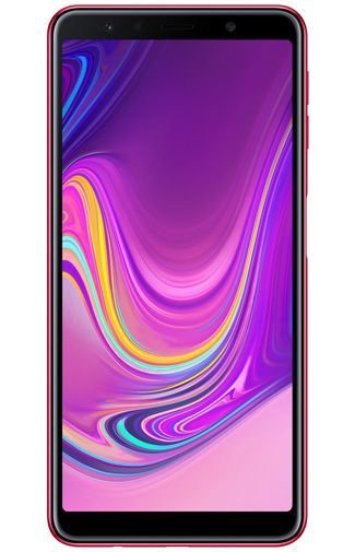 Productafbeelding van de Samsung Galaxy A7 (2018) A750 Duos Pink