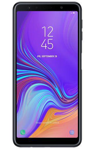Productafbeelding van de Samsung Galaxy A7 (2018) A750 Duos Black