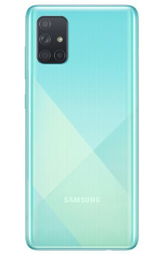 Product image of the Samsung Galaxy A71 Blue