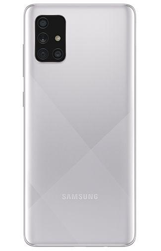 Produktimage des Samsung Galaxy A71 Haze Silver