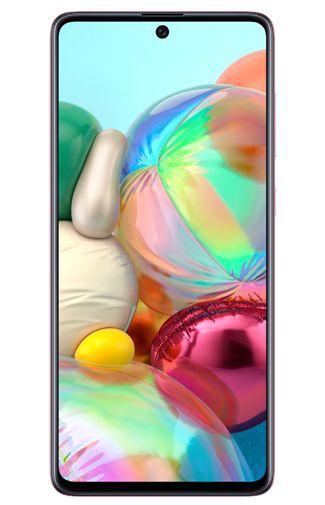 Produktimage des Samsung Galaxy A71 Rosa