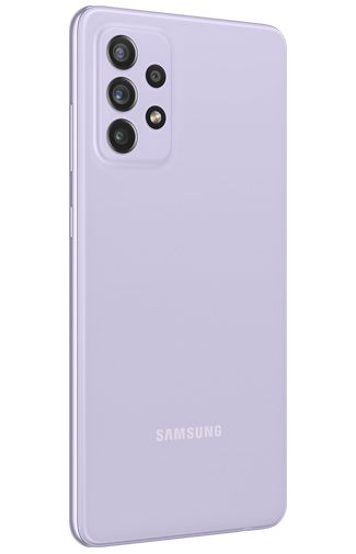 Product image of the Samsung Galaxy A72 A725 Purple