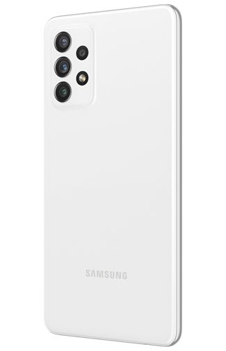 Product image of the Samsung Galaxy A72 A725 White