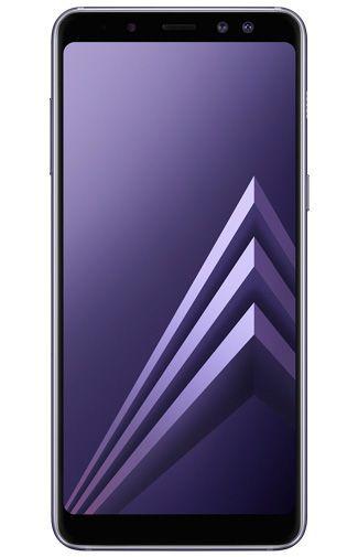 Productafbeelding van de Samsung Galaxy A8 (2018) A530 Duos Grey