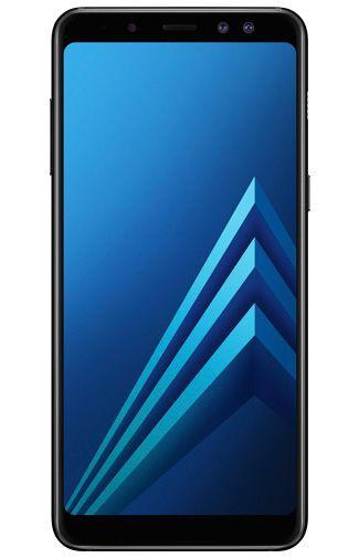 Productafbeelding van de Samsung Galaxy A8 (2018) A530 Duos Black