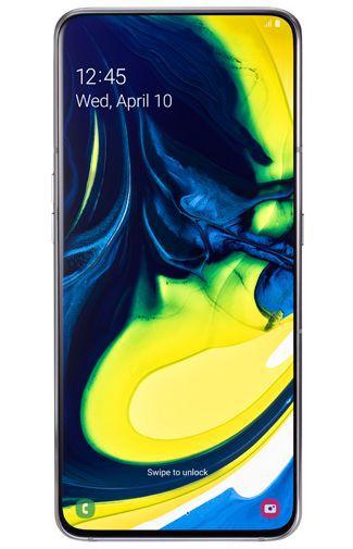 Produktimage des Samsung Galaxy A80 Silber