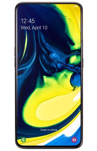 Samsung Galaxy A80 Black