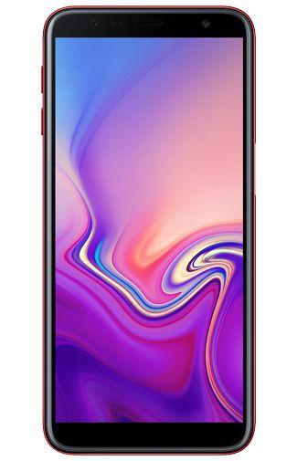 Productafbeelding van de Samsung Galaxy J6+ J610 Duos Red
