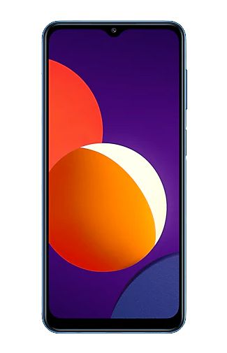 Product image of the Samsung Galaxy M12 128GB Blue