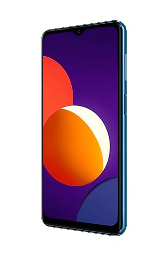 Product image of the Samsung Galaxy M12 64GB Blue