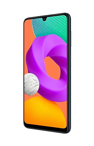 Product image of the Samsung Galaxy M22 128GB Black