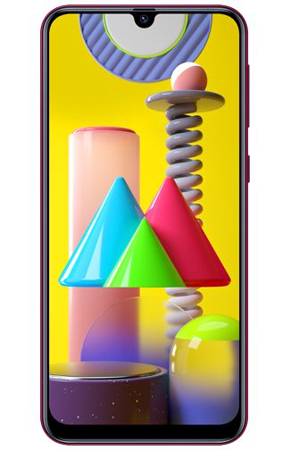 Samsung Galaxy M31 M315 Rood