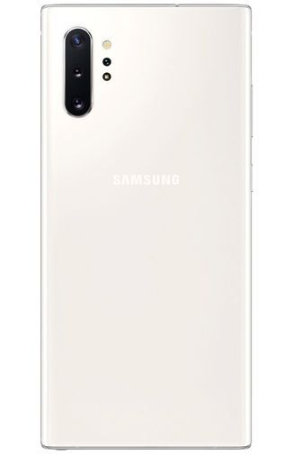Productafbeelding van de Samsung Galaxy Note 10+ 256GB N975 White