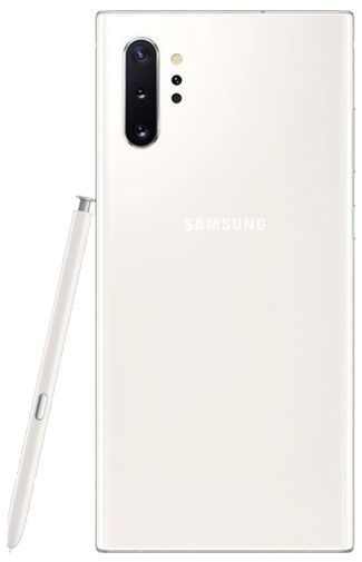 Product image of the Samsung Galaxy Note 10+ 512GB N975 White