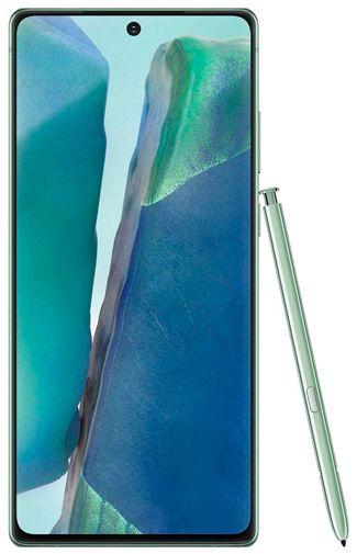 Productafbeelding van de Samsung Galaxy Note 20 4G N980 Green