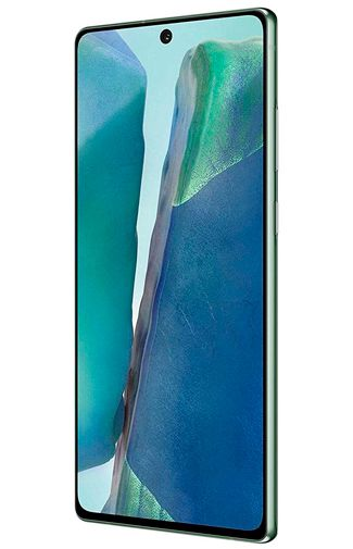 Product image of the Samsung Galaxy Note 20 4G N980 Green