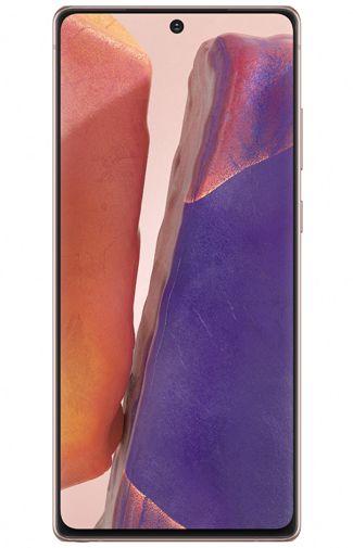 Productafbeelding van de Samsung Galaxy Note 20 5G N981 Bronze