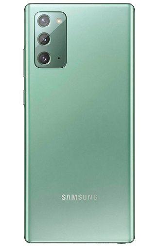 Produktimage des Samsung Galaxy Note 20 5G N981 Grün