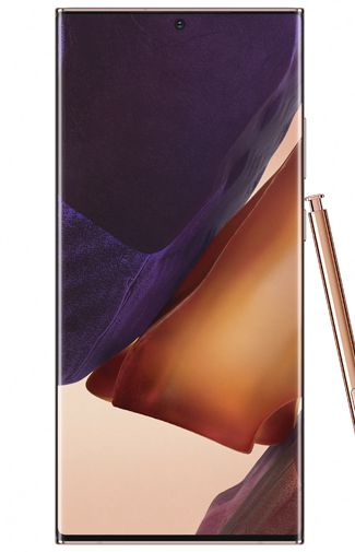 Productafbeelding van de Samsung Galaxy Note 20 Ultra 512GB 5G N986 Bronze