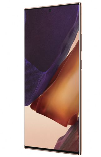 Productafbeelding van de Samsung Galaxy Note 20 Ultra 5G 256GB N986 Bronze