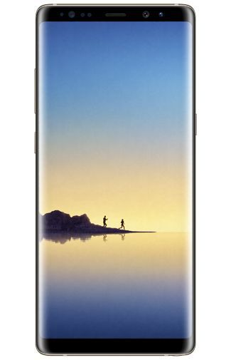 Product image of the Samsung Galaxy Note 8 N950 Gold