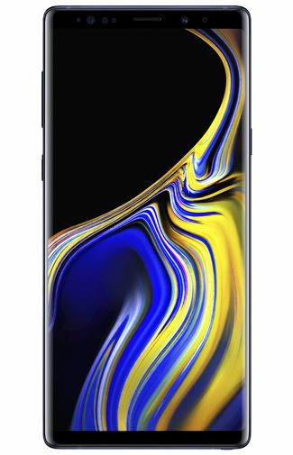 Productafbeelding van de Samsung Galaxy Note 9 128GB N960 Blue