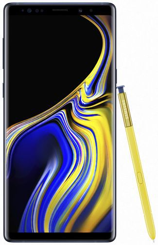 Samsung Galaxy Note 9 128GB N960 Duos Blue