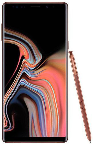 Productafbeelding van de Samsung Galaxy Note 9 128GB N960 Duos Copper