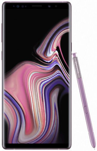 Productafbeelding van de Samsung Galaxy Note 9 128GB N960 Duos Purple