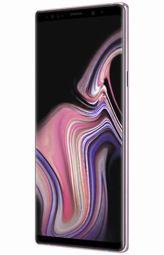 Produktimage des Samsung Galaxy Note 9 128GB N960 Duos Lila