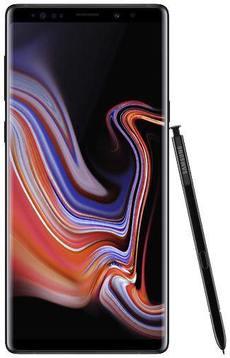 Productafbeelding van de Samsung Galaxy Note 9 128GB N960 Black