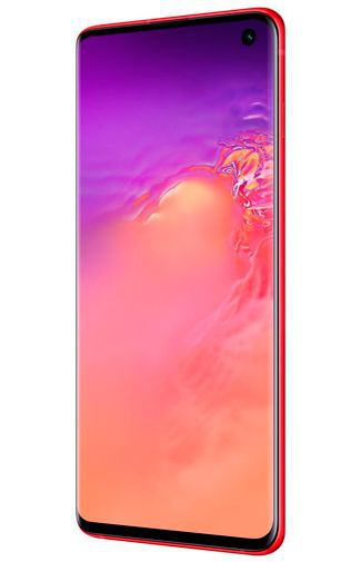 Productafbeelding van de Samsung Galaxy S10 128GB G973 Red