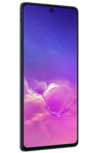 Productafbeelding van de Samsung Galaxy S10 Lite G770 Black