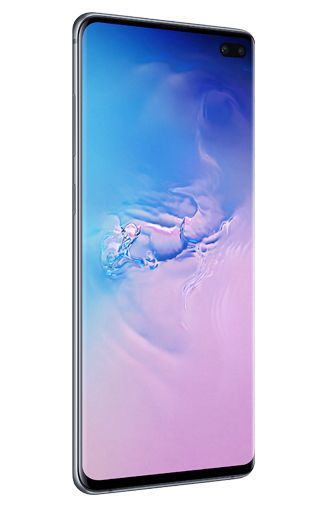Product image of the Samsung Galaxy S10+ 128GB G975 Blue