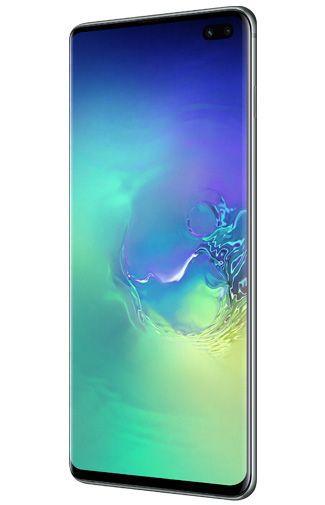 Produktimage des Samsung Galaxy S10+ 128GB G975 Grün