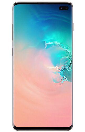 Productafbeelding van de Samsung Galaxy S10+ 1TB G975 Ceramic White