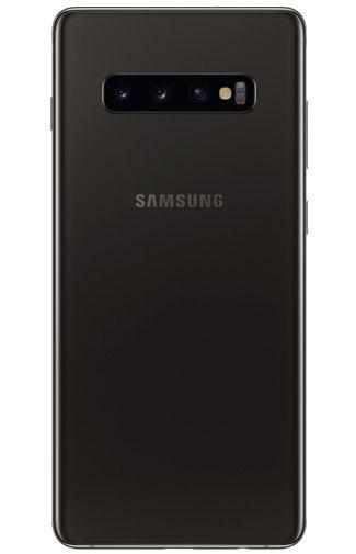 Productafbeelding van de Samsung Galaxy S10+ 512GB G975 Ceramic Black