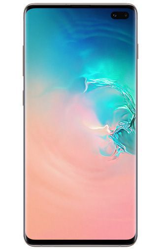 Productafbeelding van de Samsung Galaxy S10+ 512GB G975 Ceramic White