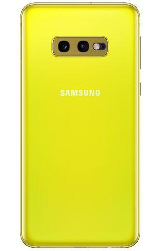 Productafbeelding van de Samsung Galaxy S10e G970 Yellow