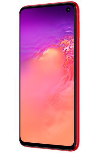 Produktimage des Samsung Galaxy S10e G970 Rot