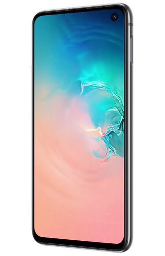 Product image of the Samsung Galaxy S10e White