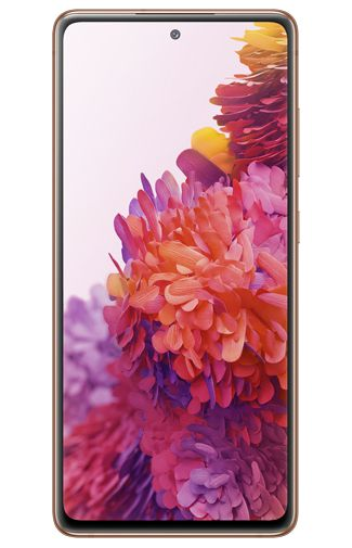 Produktimage des Samsung Galaxy S20 FE 5G 256GB G781 Orange