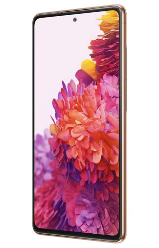 Produktimage des Samsung Galaxy S20 FE 5G 128GB G781 Orange