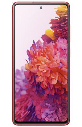 Productafbeelding van de Samsung Galaxy S20 FE 128GB 4G G780 Rood