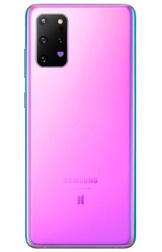 Produktimage des Samsung Galaxy S20+ 128GB 4G G985 Lila BTS Edition