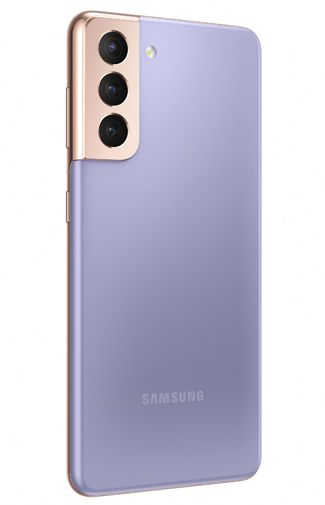 Product image of the Samsung Galaxy S21 5G 128GB G991 Purple