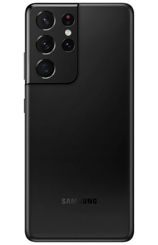 Productafbeelding van de Samsung Galaxy S21 Ultra 5G 128GB G998 Zwart