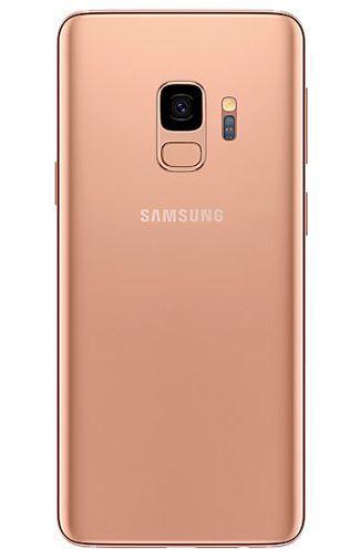 Produktimage des Samsung Galaxy S9 Duos 64GB Gold