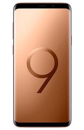 Productafbeelding van de Samsung Galaxy S9+ 256GB G965 Duos Gold