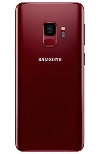 Productafbeelding van de Samsung Galaxy S9 64GB G960 Duos Red